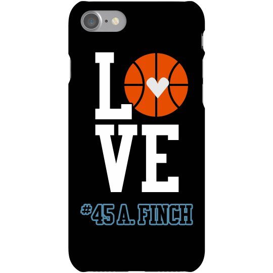 Love Basketball Custom