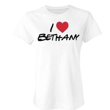 Love Bethany