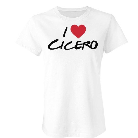 Love Cicero