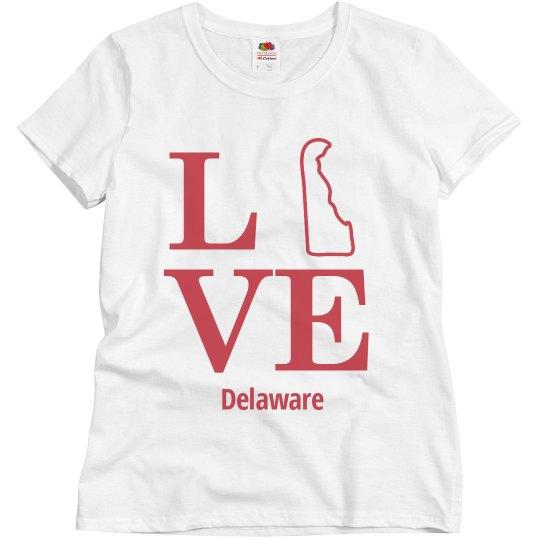 Love Delaware