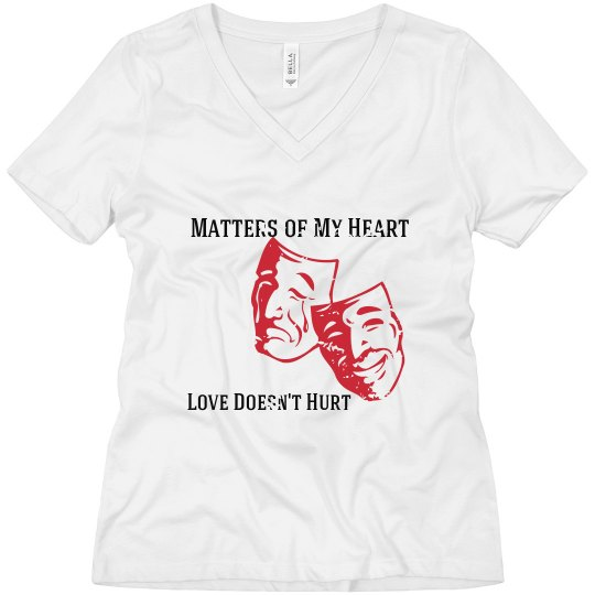 Love Does Not Hurt Tee