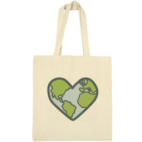 Love Earth Tote