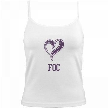 Love FOC tank top