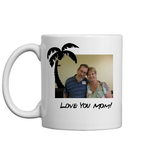 Love From FL Mug