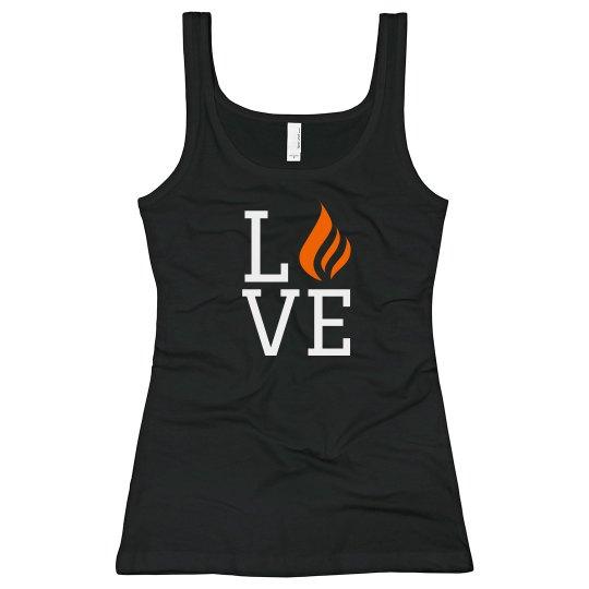 Love Fuel - Womens Tank