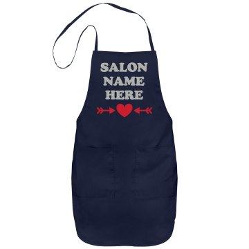 Love Hair Salon Apron