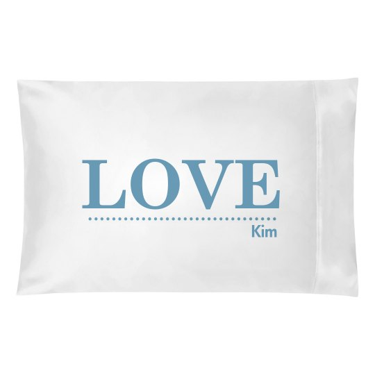 Love Hers Pillow Cases