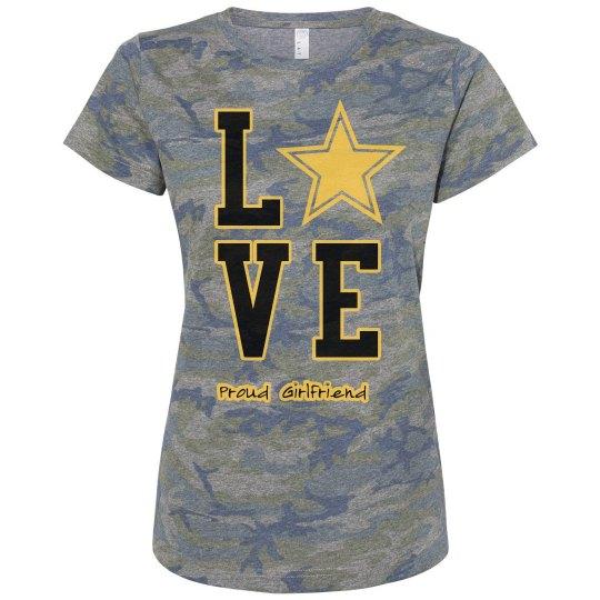 Love Military Custom Camo