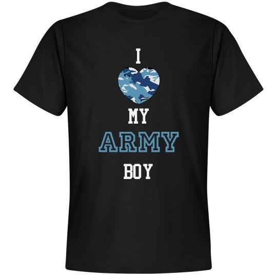 Love my Army Boy
