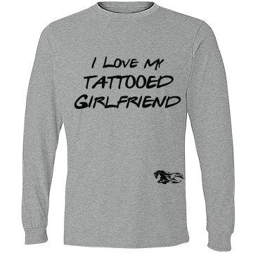love my girlfriends tatto