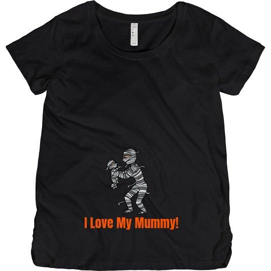 Love My Mummy Mommy Tee