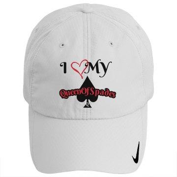 Love My QueenOfSpades Hat