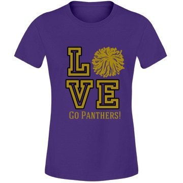 Love Panther Cheer