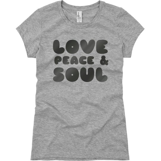Love Peace & soul