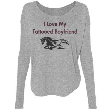 love tattooed boyfriend
