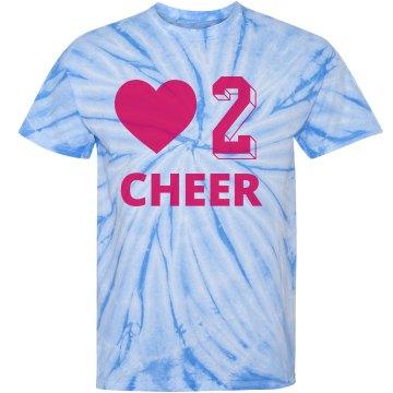 Love To Cheer Heart
