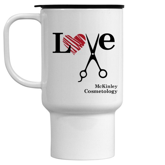 """Love"" Travel Mug"