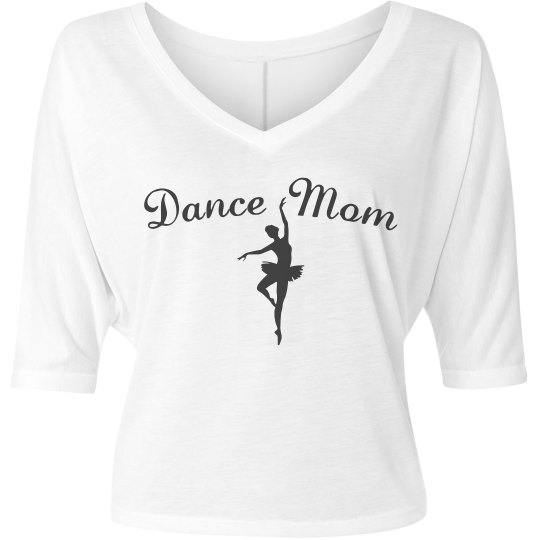 Lovely Ballerina Dance Mom