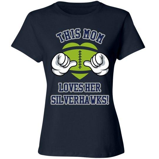 Loves Silverhawks! tee