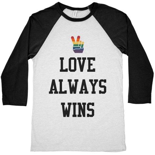 #LoveWins Finally
