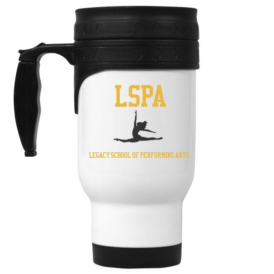 LSPA COFFEE CUP