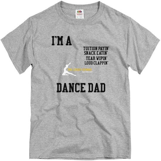 LSPA DANCE DAD SHIRT
