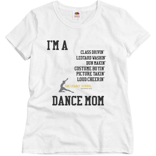 LSPA DANCE MOM