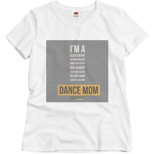 LSPA DANCE MOM SHIRT