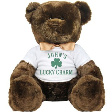 Lucky Green Shamrock