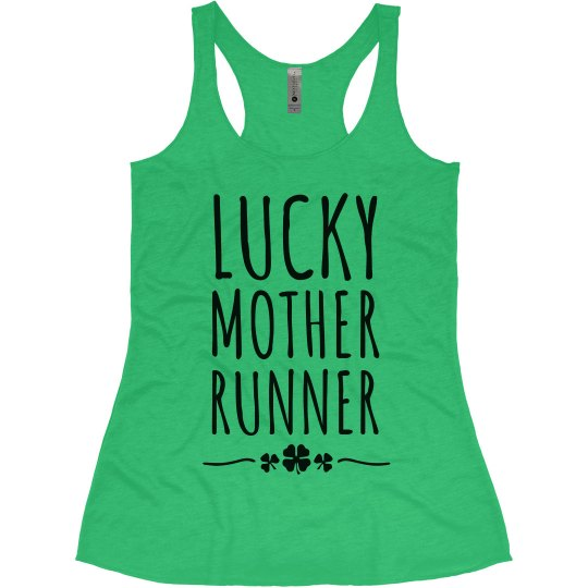 Lucky Mother Runner St. Pat Run