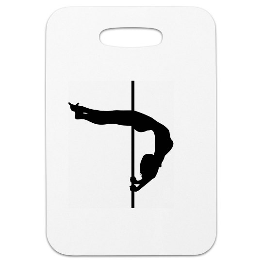 Luggage Tag with Hang Loop (Love Is A 4 Letter Word)