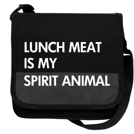 Lunch Meat Spirit Animal