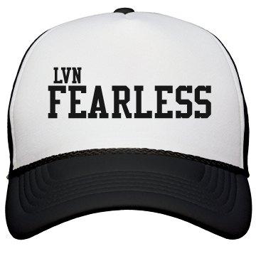 LVN Poly-Foam Snapback Trucker Hat