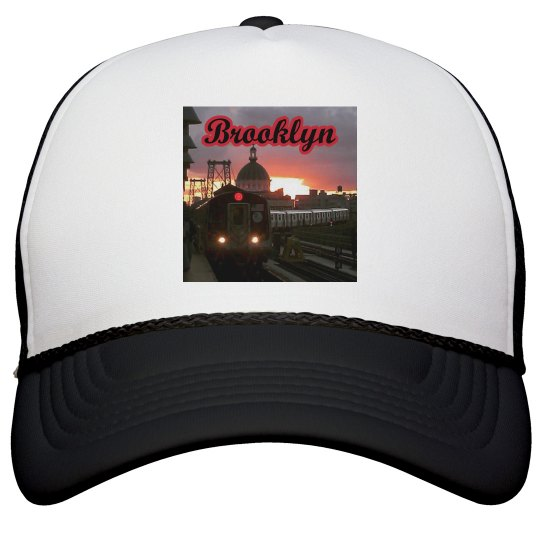 M Train-Brooklyn Hat