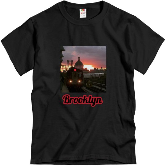 M Train-Brooklyn Tee