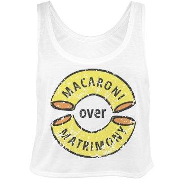 Macaroni Matrimony Noodle