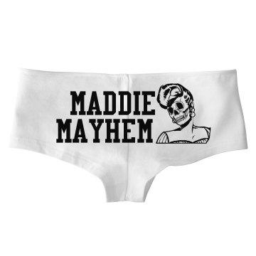 Maddie Mayhem