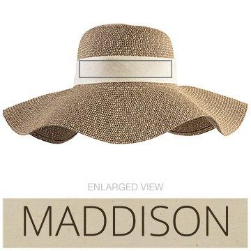 Maddison's Beach Hat