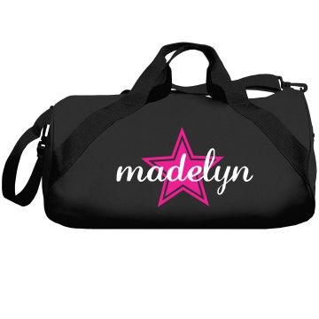 Madelyn. Ballet