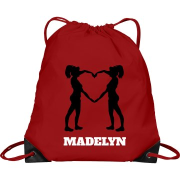 Madelyn cheer bag