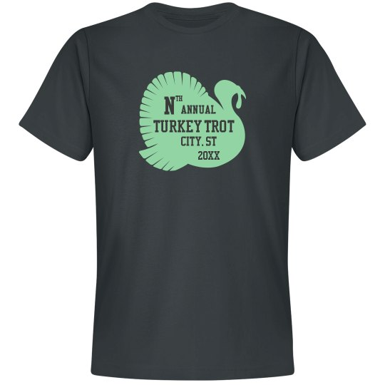 Made-To-Order Turkey Trot T-Shirt