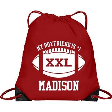Madison's boyfriend