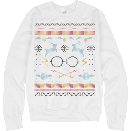 Magic Muggle Ugly Sweater