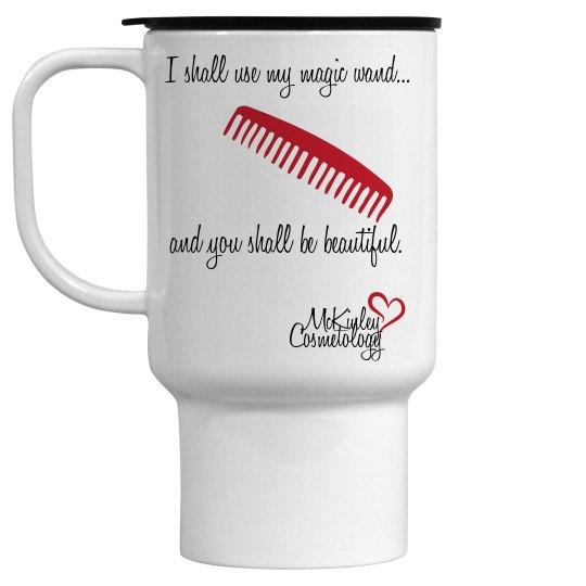 Magic Wand Travel Mug