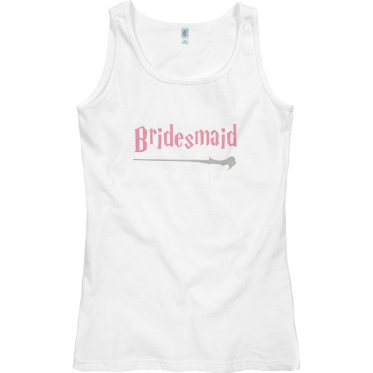 Magical Bridesmaid