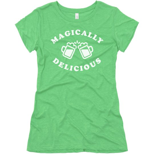 Magically Delicious for St Pattys Day