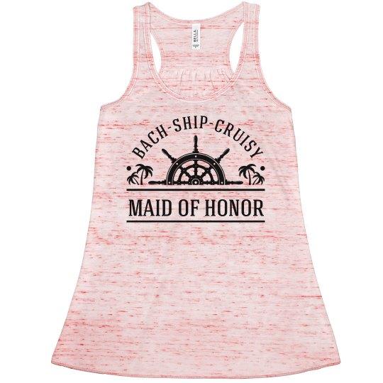 Maid Of Honor Bach-Ship-Cruisy Tank