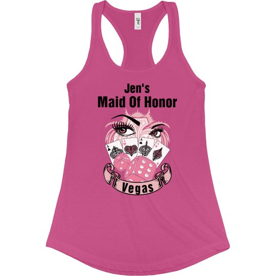 Maid Of Honor Vegas