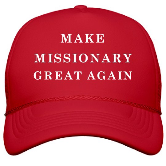 Make Missionary Great