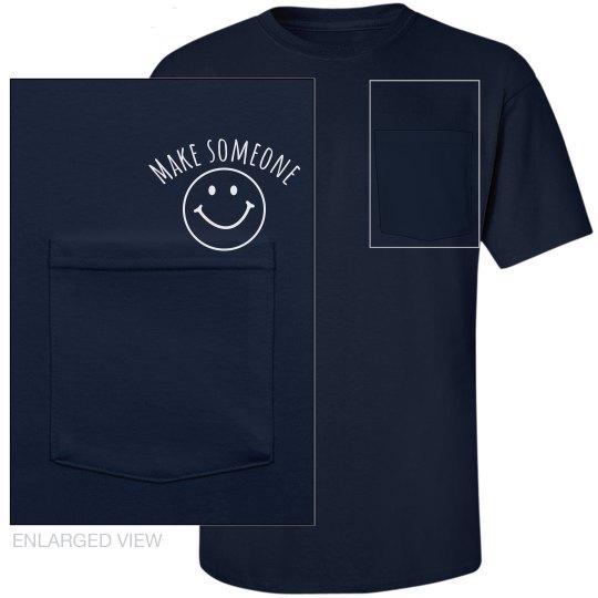 Make Someone Smile Unisex Tee